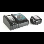 Flejadora manual eléctrica GT ONE 10-16mm para fleje de PET y PP con batería y cargador 3