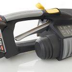 Flejadora para fleje de plástico Messersi MB620 12-16mm para fleje de PET y PP con batería y cargador 2