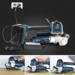 Flejadora automática portátil TES Plus 16-19mm para fleje de PET y PP 4