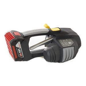 Precio flejadora para fleje de plástico Messersi MB620 12-16mm para fleje de PET y PP con batería y cargador