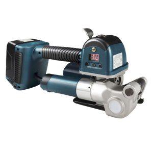 Flejadora automática portátil TES Plus 16-19mm para fleje de PET y PP