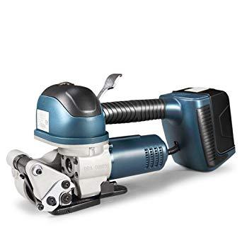 Flejadora automática portátil TES Plus 16-19mm para fleje de PET y PP 2