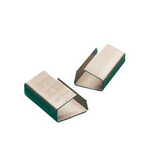 Precio sellos, grapas, abrazaderas para fleje de plástico PP 13mm o 16mm