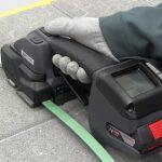 precio-bajo-flejadora-manual-eléctrica-Signode-BXT3